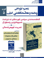 Book Review(5): The Political Development Kurds in Iran